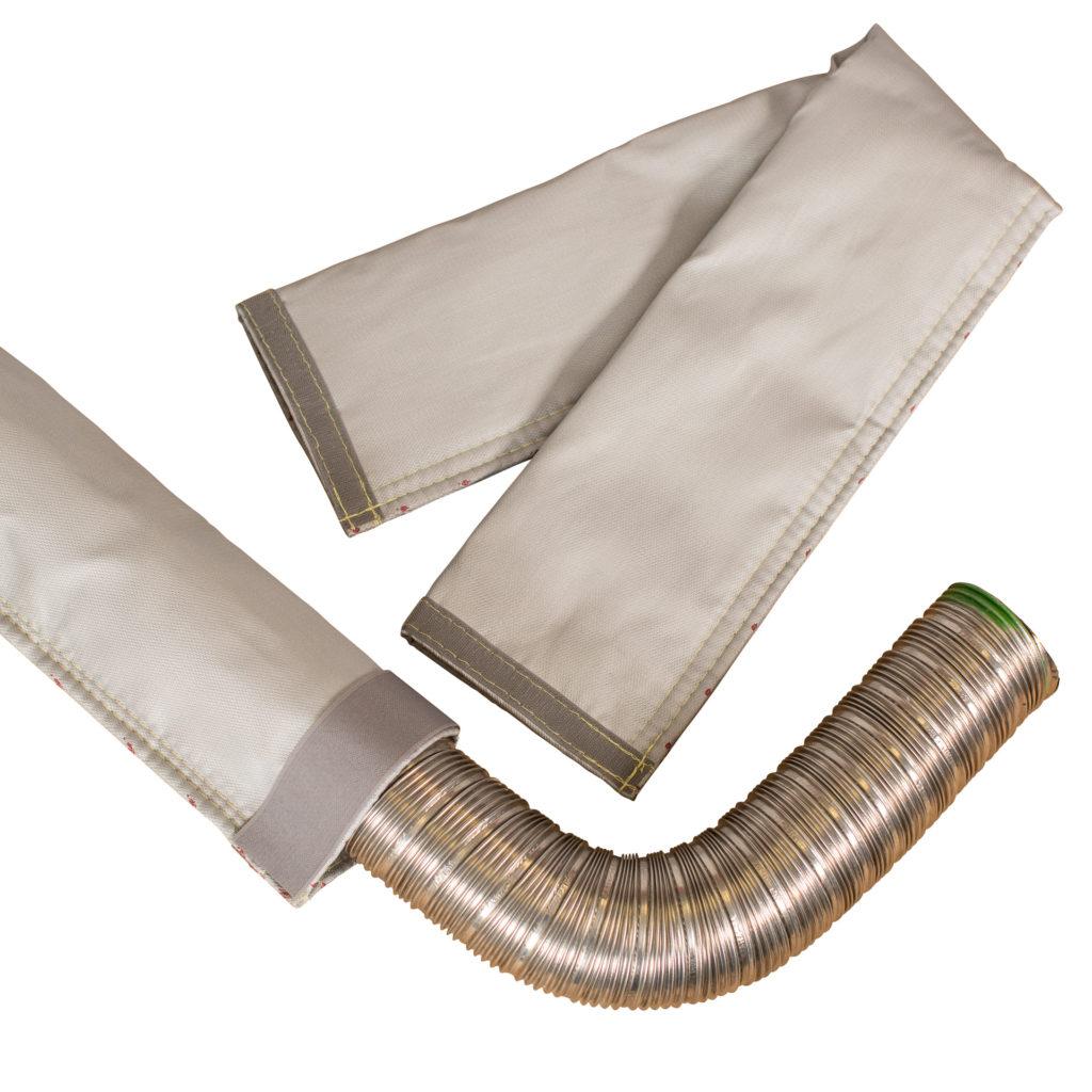 Thermo isolatiekousen Post Marine Heating B.V.
