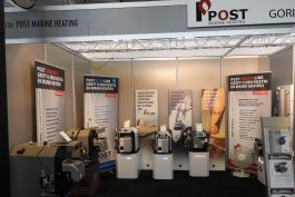 Beurs Maritime Industry Post Marine Heating BV